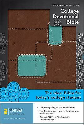 Picture of Today's New International Version College Devotional Bible