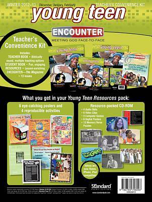 Encounter Young Teen Teacher Convenience Kit Winter 2012-13