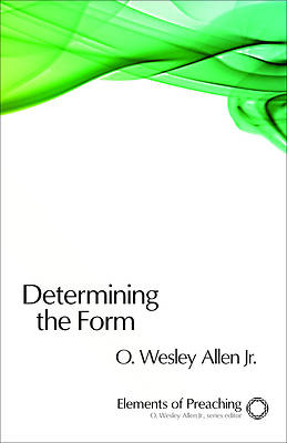 Picture of Determining the Form