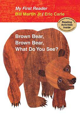 Picture of Brown Bear, Brown Bear, What Do You See?