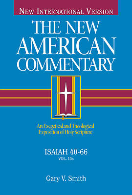 Picture of The New American Commentary - Isaiah 40-66