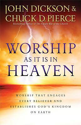 Worship As It Is In Heaven [ePub Ebook]