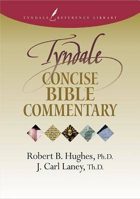 Picture of Tyndale Concise Bible Commentary