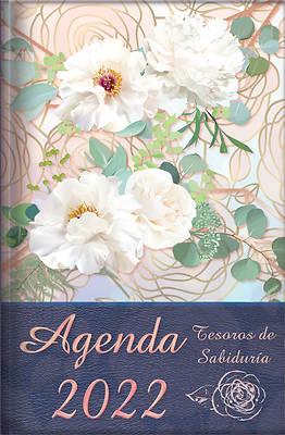Picture of 2022 Agenda - Tesoros de Sabiduría - Peonías