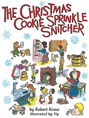 Picture of The Christmas Cookie Sprinkle Snitcher