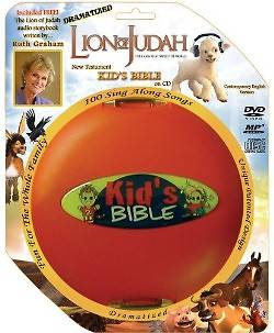 Lion of Judah New Testament-CEV [With Movie Storybook and Once Upon a Stable]
