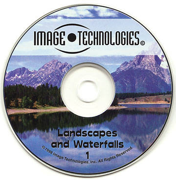 Image Technologies - Landscapes and Waterfalls 1
