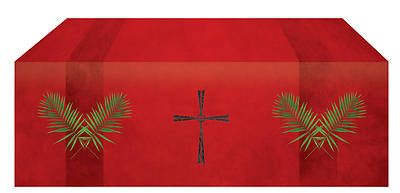Passion Cross Economy Altar Frontal