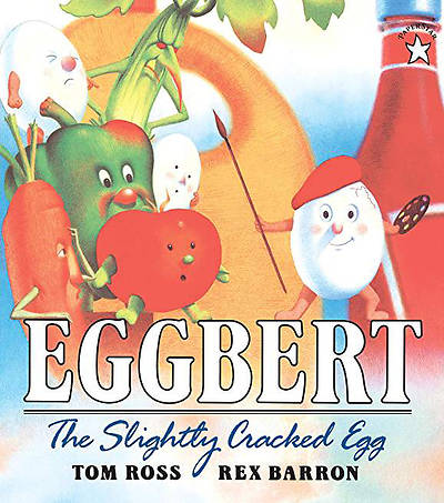 Picture of Eggbert, the Slightly Cracked Egg