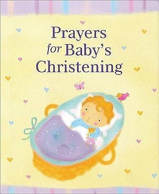 Prayers for Babys Christening