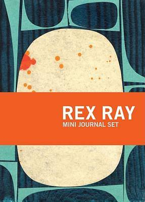 Rex Ray Mini Journal Set