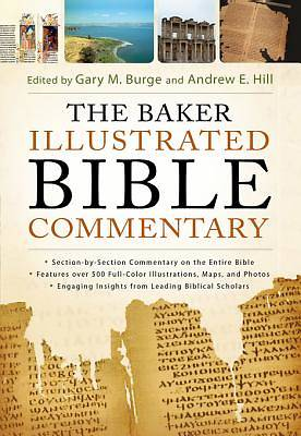 Picture of The Baker Illustrated Bible Commentary (Text Only Edition) [ePub Ebook]