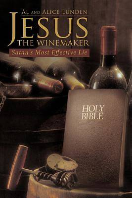 Picture of Jesus the Winemaker