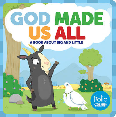 God Made Us All [Adobe Ebook]
