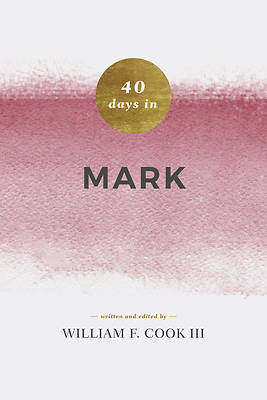 Picture of 40 Days in Mark