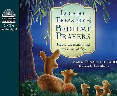 Lucado Treasury of Bedtime Prayers (Library Edition)