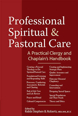 Picture of Professional Spiritual & Pastoral Care