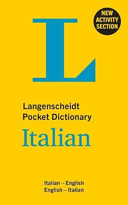 Langenscheidt Pocket Dictionary Italian