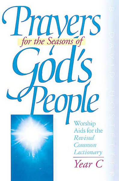 Picture of Prayers for the Seasons of God's People, Year C [Adobe Ebook]