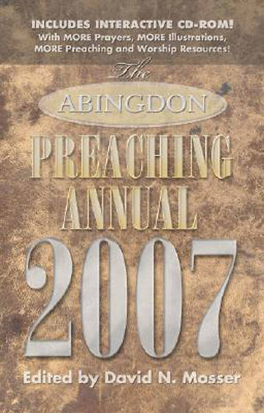 Abingdon Preaching Annual 2007 - Adobe Edition