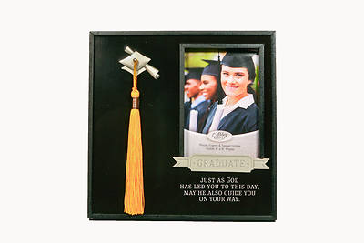 Picture of Graduation Photo and Tassel Frame 10""