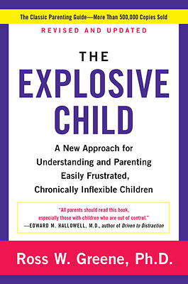 Picture of The Explosive Child