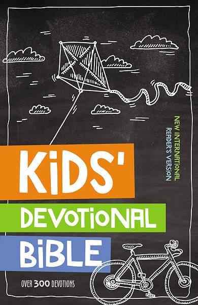 Kids Devotional Bible, NIRV