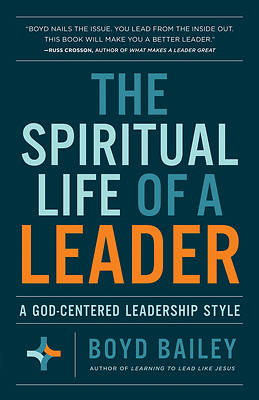 Picture of The Spiritual Life of a Leader
