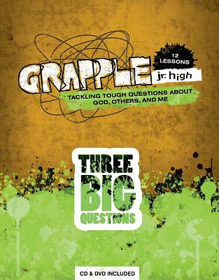 Grapple Jr. High - Three Big Questions