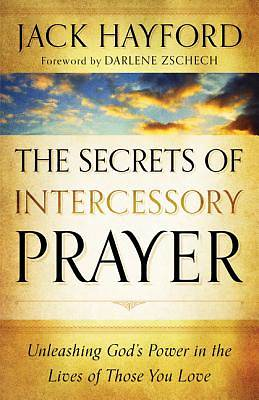 Picture of The Secrets of Intercessory Prayer