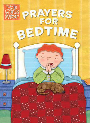 Picture of Prayers for Bedtime (Padded Board Book)