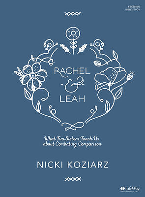 Picture of Rachel & Leah - Bible Study Book