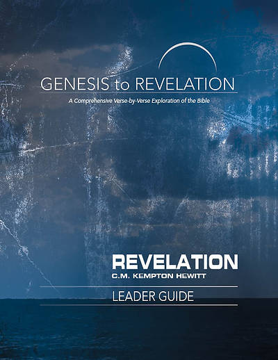 Picture of Genesis to Revelation: Revelation Leader Guide - eBook [ePub]