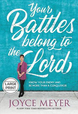 Picture of Your Battles Belong to the Lord