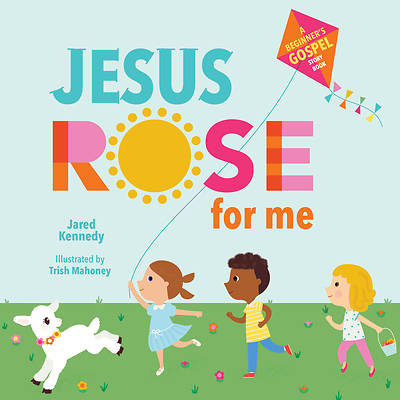 Picture of Jesus Rose for Me