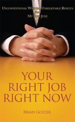 Picture of Your Right Job, Right Now