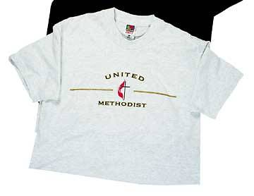 United Methodist Ash Meduim T Shirt