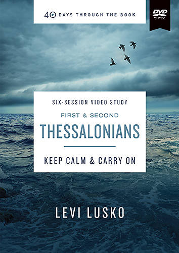 Picture of 1 and 2 Thessalonians Video Study