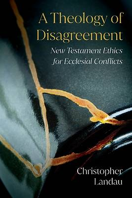 Picture of A Theology of Disagreement