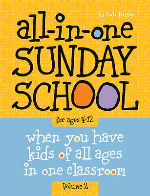 Picture of The All-In-One Sunday School Series Volume 2