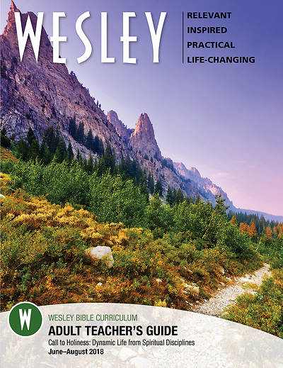 WESLEY ADULT BIBLE TEACHER GUIDE SUMMER