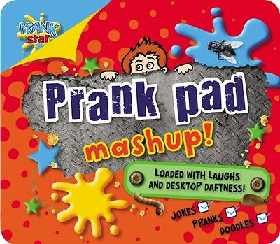 Picture of Prank Star Prank Pad Mashup!