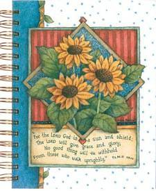 Journal Sunflowers