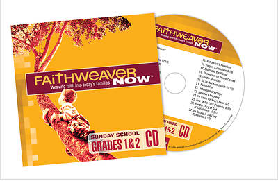 FaithWeaver Now Grades 1 & 2 CD Winter 2018-19