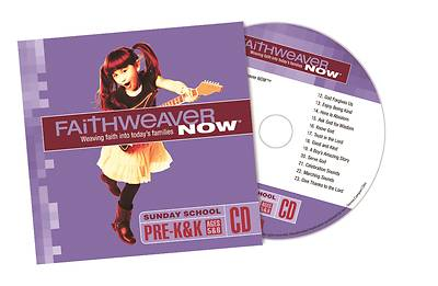 Picture of FaithWeaver Now PreK-K CD Fall 2021