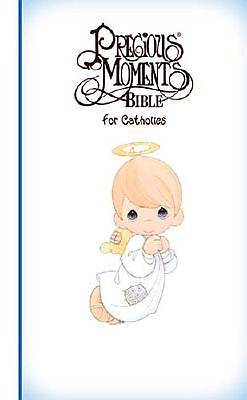 Picture of Precious Moments New Revised Standard Version Bible for Catholics