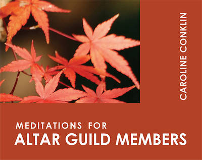 Meditations for Altar Guild Members