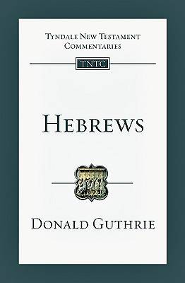 Picture of Tyndale New Testament Commentary - Hebrews
