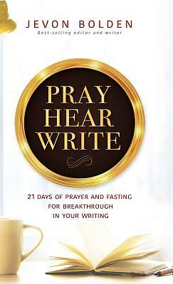Picture of Pray Hear Write