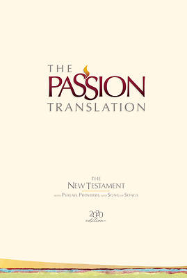 Picture of The Passion Translation New Testament (2020 Edition) Hc Ivory
